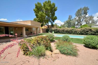 Scottsdale Single Family Home For Sale: 7562 E Corrine Road
