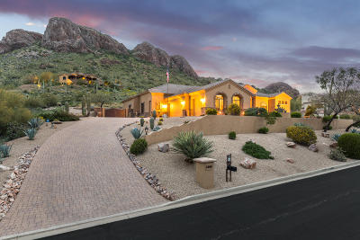 Gold Canyon Single Family Home For Sale: 5006 S Gold Canyon Drive