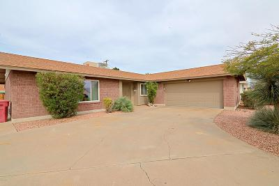 Scottsdale Single Family Home For Sale: 8732 E Jackrabbit Road