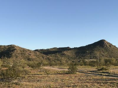 Buckeye Residential Lots & Land UCB (Under Contract-Backups): 13440 S 190th Avenue