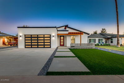 Phoenix Single Family Home For Sale: 4202 N 19th Place