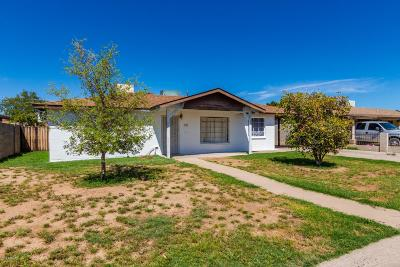 Phoenix Single Family Home For Auction: 3138 W Turney Avenue