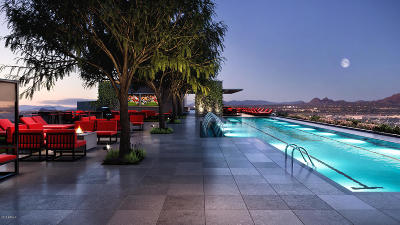 Scottsdale Loft Style For Sale: 7180 E Kierland Boulevard #415