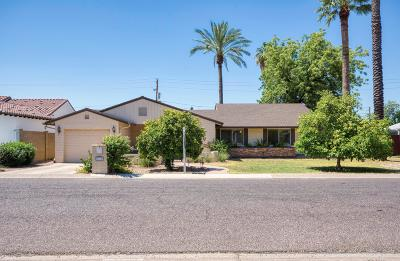 Phoenix Single Family Home For Sale: 3935 E Hazelwood Street