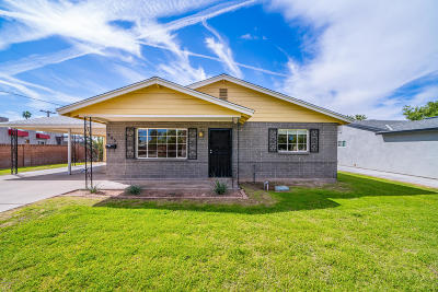 Tempe Single Family Home For Sale: 905 W 17th Place