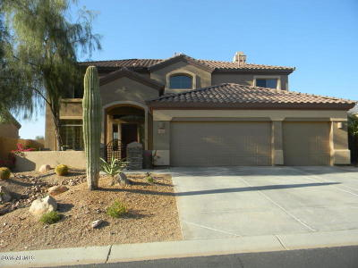 Scottsdale Single Family Home For Sale: 10674 E Butherus Drive