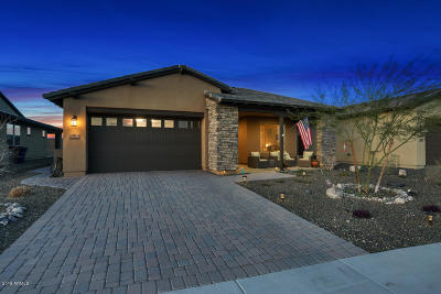 Wickenburg Single Family Home For Sale: 3913 Gold Ridge Road