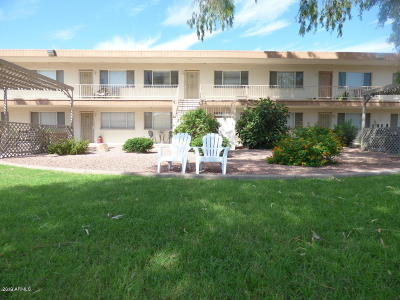 Phoenix  Apartment For Sale: 1111 E Turney Avenue #23