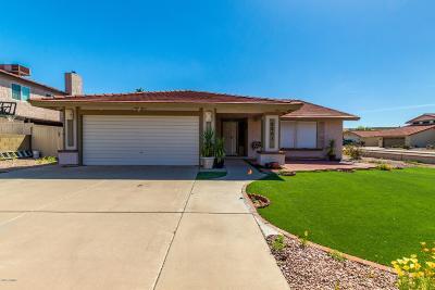 Phoenix Single Family Home For Sale: 2001 E Sheena Drive E