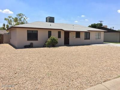 Phoenix Single Family Home For Sale: 3237 W Montecito Avenue