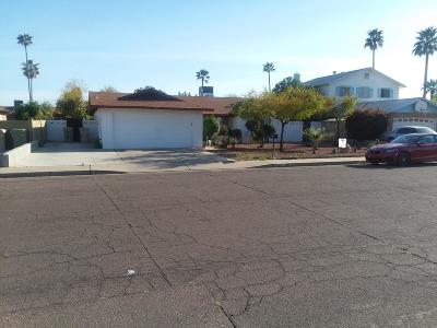 Glendale Single Family Home For Sale: 4827 W Brown Street