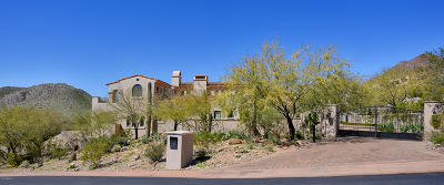 Carefree, Cave Creek, Phoenix, Rio Verde, Scottsdale Single Family Home For Sale: 11148 E Feathersong Lane