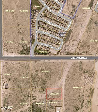Peoria Residential Lots & Land For Sale: 12000 W Happy Valley Road