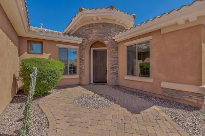 Phoenix Single Family Home For Sale: 2706 W Ashurst Drive