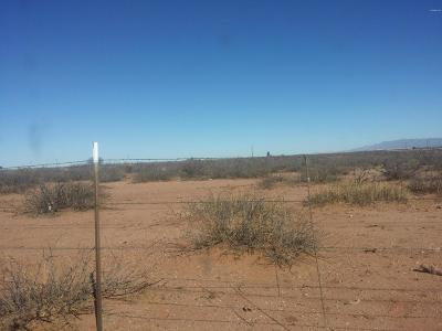 Douglas Residential Lots & Land For Sale: Xxxx Az-80 Highway