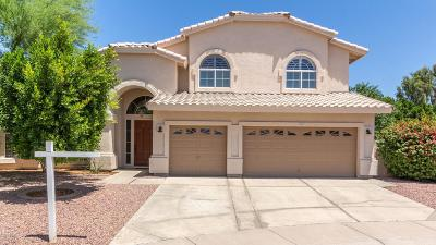 Scottsdale Single Family Home For Sale: 14246 N 70th Place