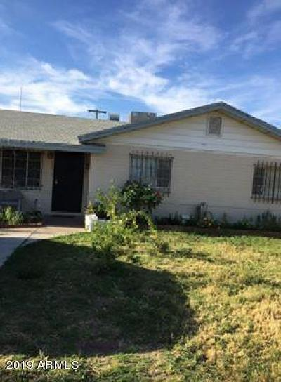 Phoenix Single Family Home For Sale: 2305 W Maryland Avenue