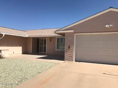 Sun City Single Family Home For Sale