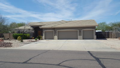 Glendale Single Family Home For Sale: 6606 N 130th Lane