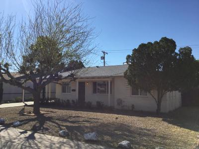 Phoenix Single Family Home For Sale: 2031 W State Avenue