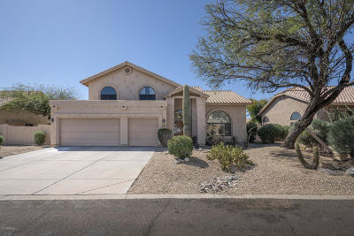 Scottsdale Single Family Home For Sale: 12743 E Sunnyside Drive