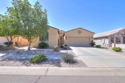 Casa Grande Single Family Home For Sale: 81 S Agua Fria Lane
