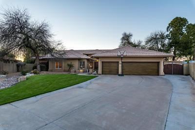Phoenix Single Family Home For Sale: 4434 E Sunnyside Lane