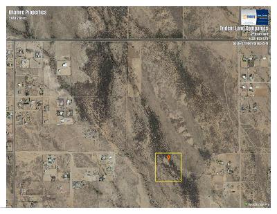 Wittmann Residential Lots & Land For Sale: 23500 W Pinnacle Vista Road