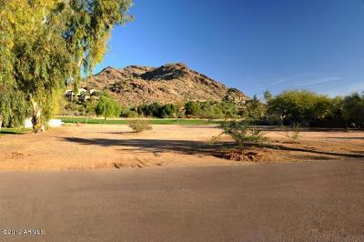 Paradise Valley Residential Lots & Land For Sale: 7501 N Eucalyptus Drive