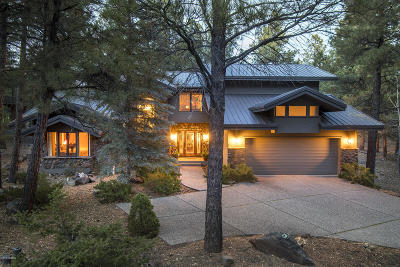 Flagstaff Single Family Home UCB (Under Contract-Backups): 3321 Lee Doyle