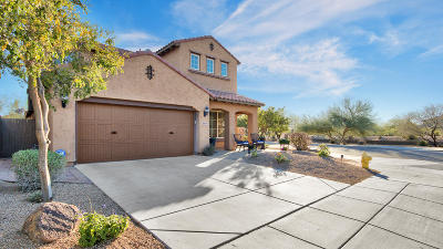 Phoenix Single Family Home For Sale: 3819 E Half Hitch Place