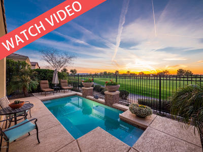 San Tan Valley Single Family Home For Sale: 36714 N Crucillo Drive