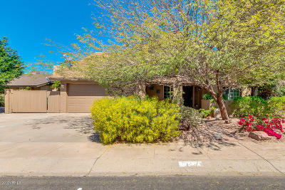 Mesa Single Family Home For Sale: 1540 W Juanita Circle