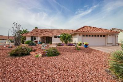 Sun City West Single Family Home For Sale: 14201 W Heritage Drive
