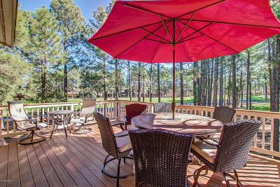 Flagstaff Single Family Home For Sale: 4530 E Coldstream Lane