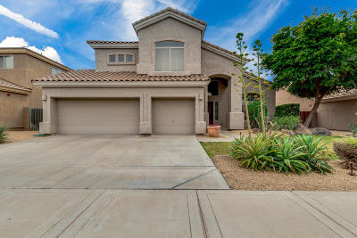 Scottsdale Single Family Home For Sale: 7313 E Tailfeather Drive