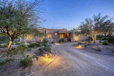 Cave Creek Single Family Home For Sale: 6423 E Maria Drive
