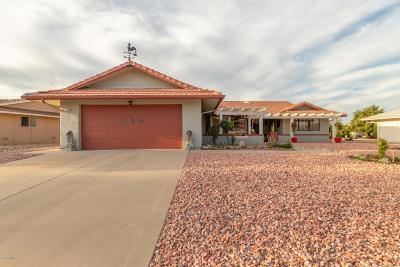 Sun City West Single Family Home For Sale: 12450 W Eveningside Drive