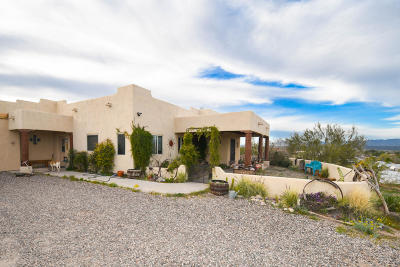 Wickenburg Single Family Home For Sale: 840 S Vulture Mine Road