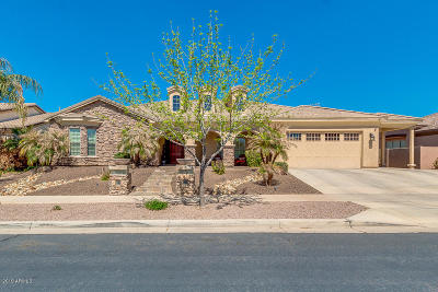 Queen Creek Single Family Home For Sale: 20144 E Stonecrest Drive