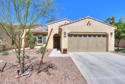 Eloy Patio For Sale: 4938 W Posse Drive