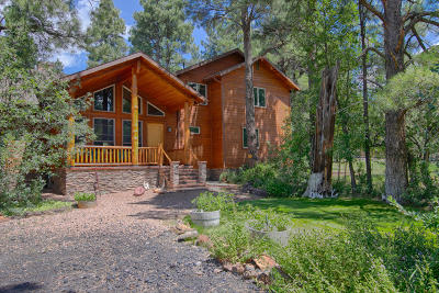 Lakeside Single Family Home For Sale: 702 Flag Hollow Road