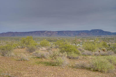 New River Residential Lots & Land UCB (Under Contract-Backups): 43807 N 11th Avenue
