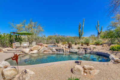 Cave Creek Single Family Home For Sale: 5916 E Rancho Del Oro Court