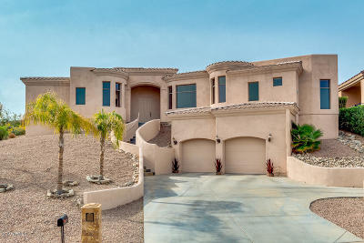 Fountain Hills Single Family Home For Sale: 16453 E Arroyo Vista Drive