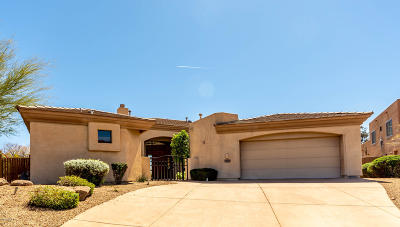 Fountain Hills Single Family Home For Sale: 14815 E Sandstone Court