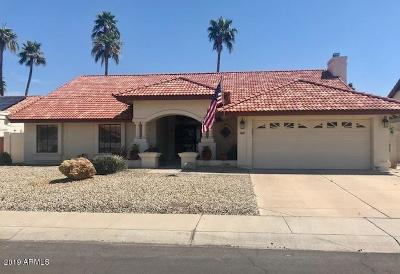 Glendale AZ Single Family Home For Sale: $321,900