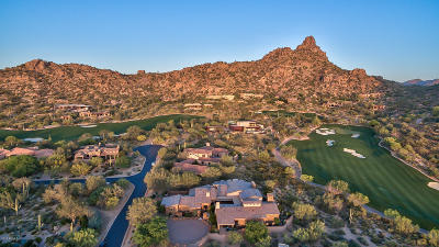 Scottsdale Single Family Home For Sale: 9675 E Bajada Road
