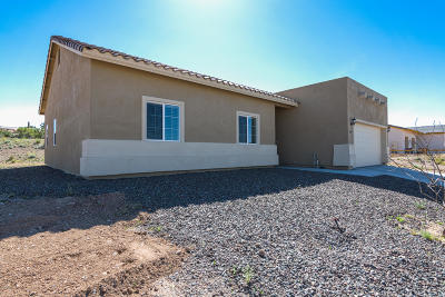 Wickenburg Single Family Home For Sale: 939 W McLean Drive