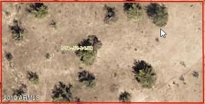 Tonopah Residential Lots & Land For Sale: W Roeser Road